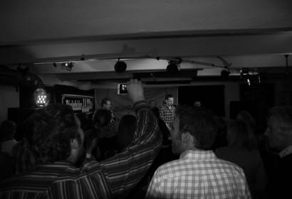 Vestparken spielt im Bielefelder Jazzclub