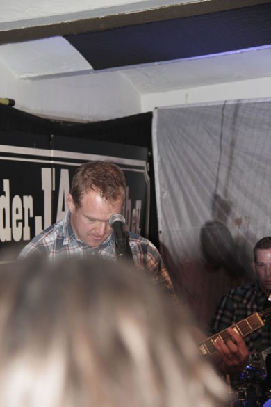 Vestparken jammt im Jazzclub Bielefeld